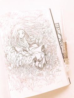 Discover recipes, home ideas, style inspiration and other ideas to try. Character Art, Character Design, Anime Lineart, Comic Manga, Dark Drawings, Witch Art, Manga Illustration, Art Sketchbook, Ink Art