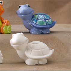 GARE BISQUE TURTLE PARTY - Ceramic Arts