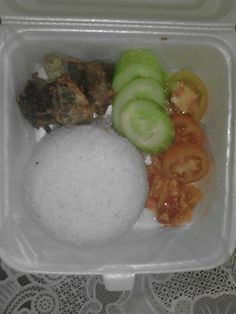 IGA penyet its nice for dinner