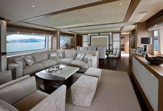 Customize your luxury with a prestigious carpet option #InteriorDesign #Luxury #Carpet #Silk #YachtLife