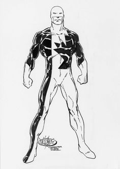 Guardian of Alpha Flight by John Byrne (or was this from his time as Vindicator ? Comic Book Artists, Comic Book Heroes, Marvel Heroes, Comic Artist, Marvel Characters, Comic Books Art, Marvel Comics, Marvel Comic Universe, Comics Universe