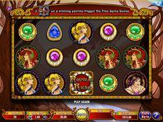 Nouveau Riche - http://www.777online-slots.com/slot-machine-nouveau-riche-online/