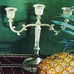 Candelabra, Candle Sconces, Candle Holders, Wall Lights, Candles, Vintage, Home Decor, Appliques, Decoration Home