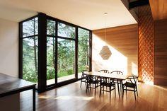 Geometrical and Original Sculptor's House in Canada – Fubiz Media