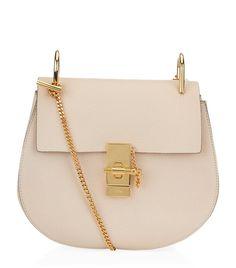 Chloé Small Drew Shoulder Bag | Harrods