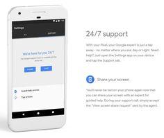 Google Pixel XL поддержка    http://www.hitechnews4you.ru/2016/10/7-google-pixel-pixel-xl.html