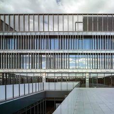 Edificio MAKRO / E. Bardají y Asociados (Madrid, Spain) #architecture