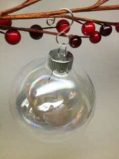 Hang your Christmas Ornaments on your tree with these cute little