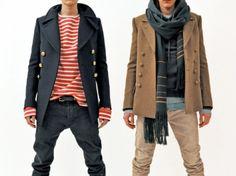 coat swag