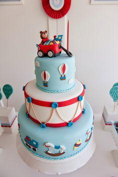 Bella Fiore Decoração de Eventos: Festa Brinquedos Antigos