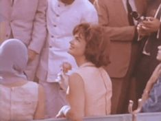The Jackie Look Kennedy Wife, Jacqueline Kennedy Onassis, Love List, Ruffle Blouse, Woman, Stars, Fashion, Moda, Fashion Styles