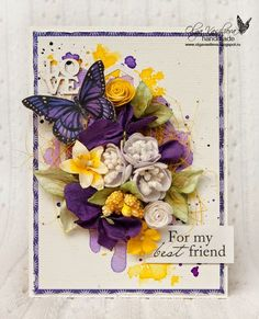 Crafting ideas from Sizzix UK: Olga Vasilieva