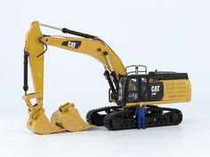 Caterpillar 349E Hydraulic Excavator [CCM 1:48]