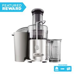 Breville Juice Fountain #flybuysnz #breville #910points #OFHNZ