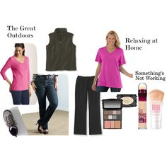"""What I Wore, Friday, 2/7/2014"" by beautyandserendipity on Polyvore"