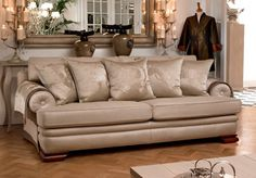 Duresta Hand Made Upholstery - Our International Collection