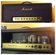 1967, 100-watt Marshall Super Lead