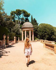 Guia Local | Barcelona. Labirinto da Horta (Parc, ou Parque del Laberint d'Horta) é um dos lugares mais incríveis que visitei. É enorme e me surpreendeu muito pela beleza do local.