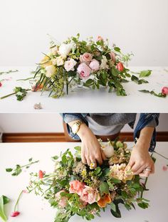 Floral design by Celsia Florist & Spread Love Events. Styling by Spread Love Events. Photography by Gucio Photography.