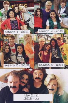 I loved watching this show and the seasons.Its one of much favorite shows and always will be.❤️