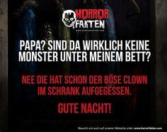 Ich liebe diese Sprüche #horrorfakten