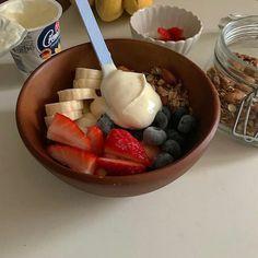 Super healthy foods to eat everyday life lyrics I Love Food, Good Food, Yummy Food, Tasty, Healthy Snacks, Healthy Recipes, Breakfast Healthy, Food Goals, Cafe Food