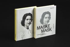 Atelier Pol's catalogue for 'MASK' presents the uses of masks throughout society, history and culture — The Brand Identity