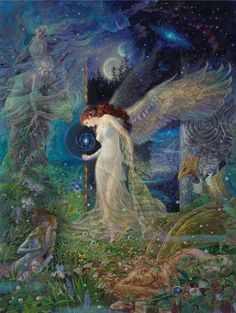Lucina is a Roman Goddess of light and worshipped as a Lunar and Solar Goddess - Goddess Central