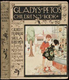 Gladys Peto's Children's Book (1924)~Image via PBA Galleries