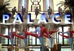 Palace - série parodique de JM. Ribes, 1988