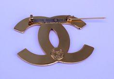 Sehr schön und authentisch broschiere Chanel. von ZeBoutic auf Etsy