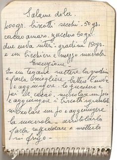 Click to close image, click and drag to move. Use arrow keys for next and previous. Best Dinner Recipes, Old Recipes, 60s Food, Sicilian Recipes, Romanian Food, Italian Cookies, Cannoli, Sweet Life, Sweet Sweet