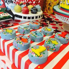 Dr Seuss Birthday Party By Chloe Cook Events Houston Tx