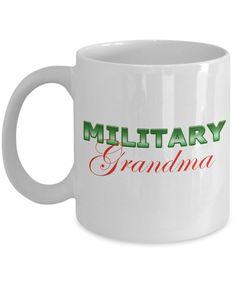 Military Grandma - 11oz Mug v2