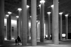 schultes frank architekten - treptow crematorium, berlin 2000