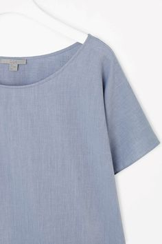 COS | Cotton twill top