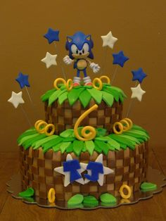 Sonic Cake! Made by Angies Kitchen