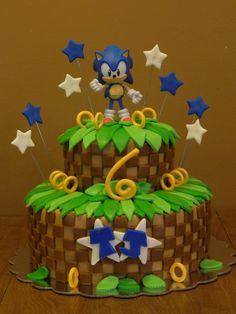 Sonic Cake!