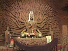 Oriental Buddha Capital, Leshan Picture: Thousand hands Guan Yin - Check out TripAdvisor members' candid photos and videos of Oriental Buddha Capital Lotus Sutra, Guanyin, Durga, Candid, Trip Advisor, Buddha, Oriental, Lion Sculpture, Spirituality