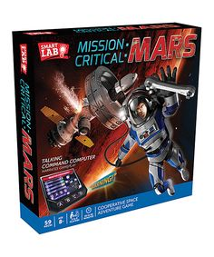 Mission Critical: Mars Game