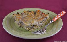 Scopri la ricetta di: Pasta al forno con carciofi e salsicce