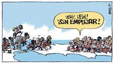Inmigrantes y Emigrantes - El Diario (18/02/2014)