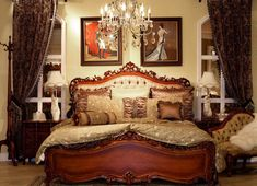 Romantic Antique Bedroom bedroom home vintage bed romantic antique decorate
