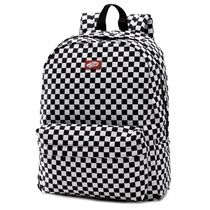 Vans Checkerboard Backpack ($38) ❤ liked on Polyvore