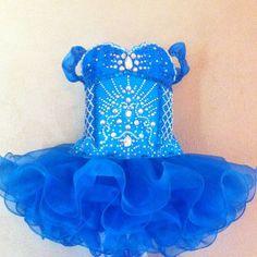 Glitz+Pageant+Dress+Custom+Order+by+ShayBabyBoutique+on+Etsy,+$350.00