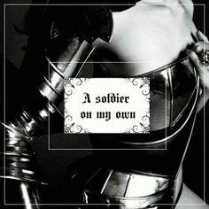 A soldier on my own, un buen playlist para trabajar!