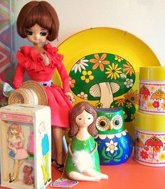 Vintage Cuteness by gina678, via Flickr