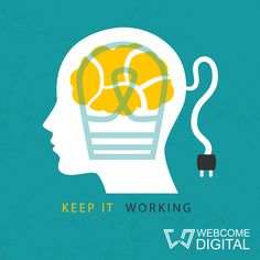 you're refining your business ideas or looking for a marketing campaign for your business, Webcome Digital bring tools you need to do it right and get it done. #KeepWorking