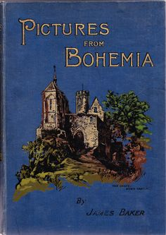 book cover - Pictures of Bohemia