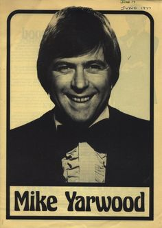 Mike Yarwood show 1977 1970s Childhood, My Childhood Memories, Vintage Television, British Comedy, Old Tv Shows, Vintage Tv, Teenage Years, Before Us, Classic Tv